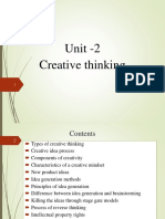 creative thinking Unit -2 IDT(1).pptx