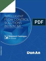 Intelligent Flow Control Solution in HVAC&R
