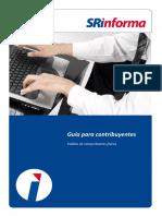 GUÍA CONTRIBUYENTE VALIDEZ DE COMPROBANTES FÍSICOS