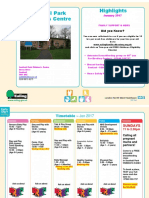Southall park time table