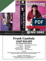 309330436 Frank Gambale Chop Builder