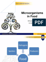 Microorganisms in Food