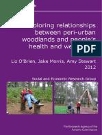 Peri-urban_woods_and_health_report_2012
