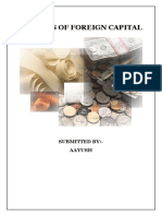 Sources of Foreign Capital