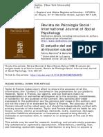 Marichal. 1998 - Estudio experiemental sobre atribuciones causales, emociones y conductas de apoyo.pdf