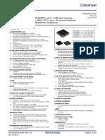 main ic renesis master datasheet.pdf