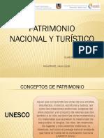 PRESENTACION PATRIMONIO