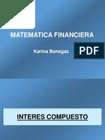 Interes Compuesto MATEMATICA FINANCIERA  (2)