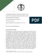 Resumo - Filosofia para Kant, Hegel e Heidegger - Célio Oliveira.docx