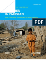 Pakistan Dec 10 Progress Report