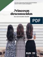 princesas desconocidas - jose l. gonzalez sanchez