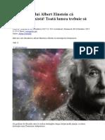 Iată dovada lui Albert Einstein că Dumnezeu există.docx