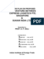 Business Plan - Sukam India