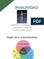 Clase 11 -Autoinmunidad