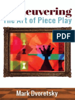 Maneuvering - The Art of Piece Play - Dvoretsky ocr.pdf