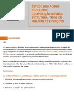 Trilha_Estudo dos ácidos nucleicos_composição química_estrutura_tipos_de_moléculas_e_funções