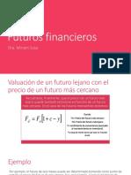 FUturos financieros y forwards