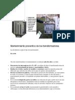 Mantenimiento de Transformadores.docx