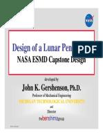 Design of a Lunar Penetrator_NASA.pdf