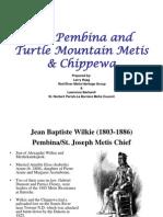 Pembina and Turtle Mountain Metis
