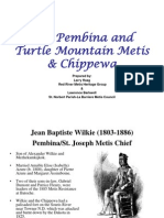 Pembina and Turtle Mountain Metis