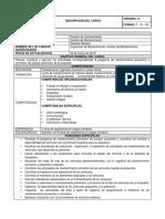Perfil del Director  de Mantenimiento.pdf
