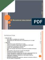 Méthodologie de la recherche - 2