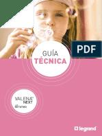 Guia-Tecnica-Valena- Next-with-Netatmo-Legrand