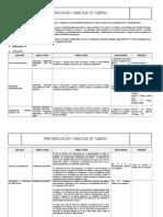 Procedimiento de Prefabricación y Montaje de Tuberias