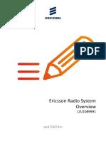 Ericsson Radio Systems Overview