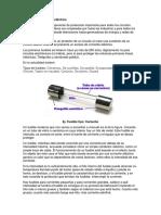 Funciones del fusible eléctrico
