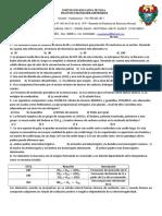 cuestionario de quimica de 10