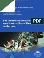 15_ Las industrias creativas en el desarrollo del Uruguay del futuro