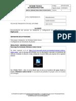 GTI-GTI-R-08 Informe Técnico de Infraestructura V1 Storage Replica