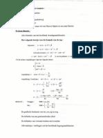 Examen Wiskunde 10001