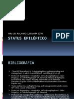 Status epiléptico-tratamiento
