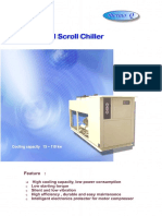 Air Cooled Scroll Chiller -
