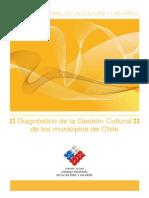 Diagnostico de la Gestión Cultural en los Municipios