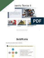 Apresentação aulas Solidworks
