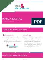 A3E4 Marca digital