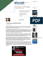 Os Democratas e as Eleições de 2020
