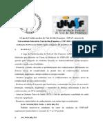 LICAV Edital 2020.1