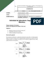 Act  de laboratorio3  Seguridad electrica