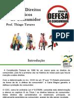 algunsdireitosbasicosdoconsumidor-profthiagotavares-161104114243