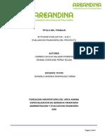 Eje 4 - Formulación de Proyectos