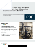 Liquid-Liquid Extraction Presentation