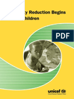0512Poverty Reduction Begins with Children (2000)