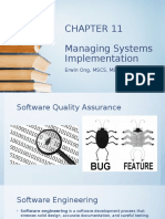 PHASE 4 - Chapter 11 Managing Systems Implementation.pptx