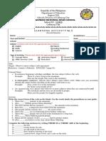 Activity Sheet 2-Q2