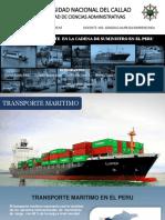 PRESENTACIÓN MEDIOS DE TRANSPORTE - SUPPLY CHAIN MANAGEMENT 29032020